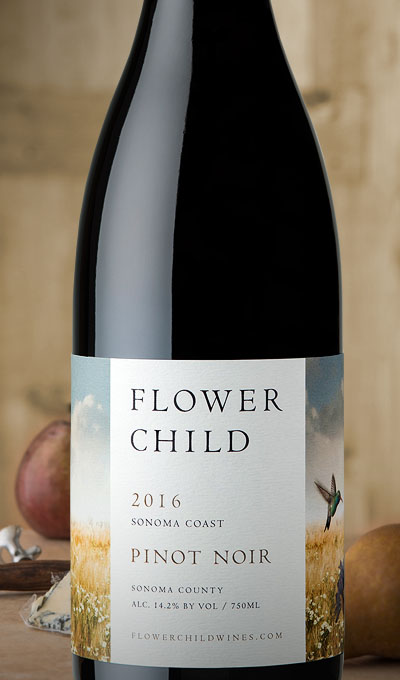 2016 Flower Child Pinot Noir